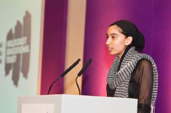 Holocaust Educational Trust Fundraising speech at the London Marriot Hotel