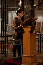 Speech at St. Paul's Cathedral for 'Women in Faith' event & panel discussion
