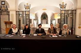 2014: St. Paul Cathedral - Women in Faith event - Panelist