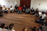 Training day: Music & Social Action Workshop with Future Foundations Staff & Coaches June 2015