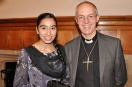 Archbishop of Canterbury Justin Welby - Interfaith event - Lambeth Palace March 2015