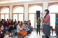 Jaipur, JLF Outreach, January 2016