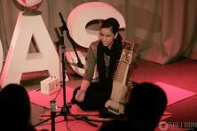 TEDxSOAS Talk & Performance, March 2013